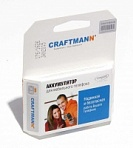 "АКБ ""Craftmann"" для Alcatel 708/305/МТС 262/540/650/352/252 Li-ion750 mAh Original Type:CAB3010010C1"
